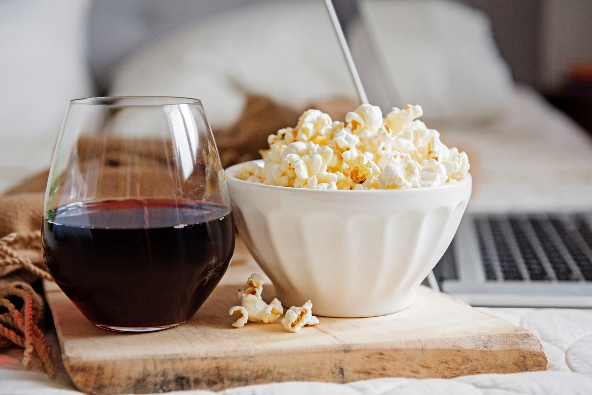 Wine School | Quarantine Snacks Pairings