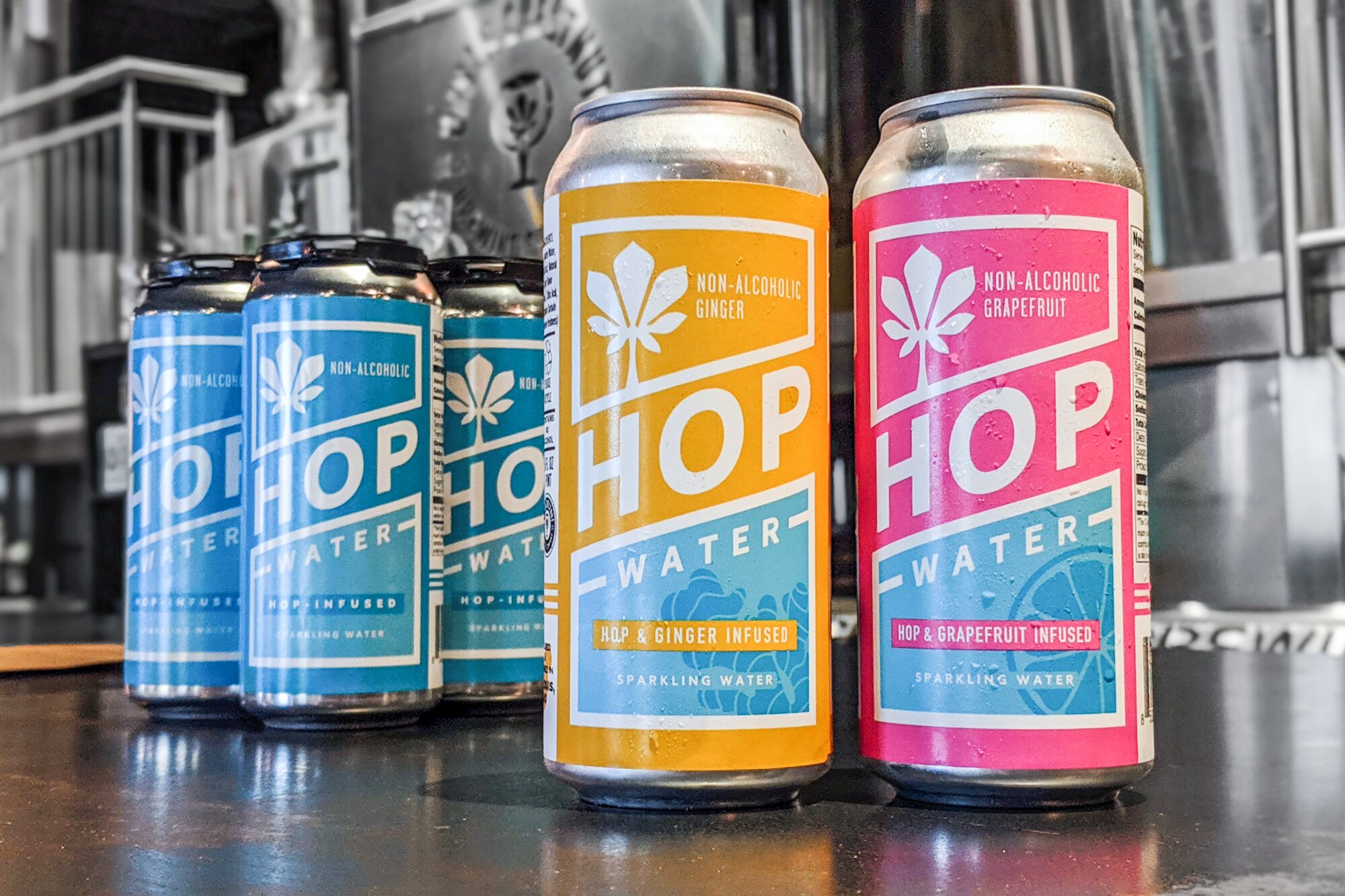 Hoppy Drinks That Are Not Beer | Hop Water