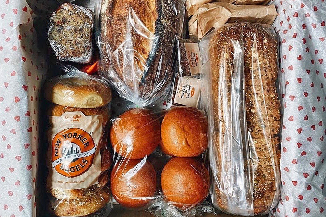 New York Bread Basket Delivery