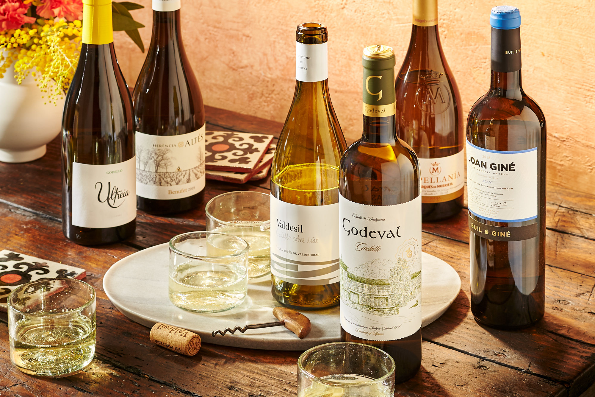 Spanish White Wines