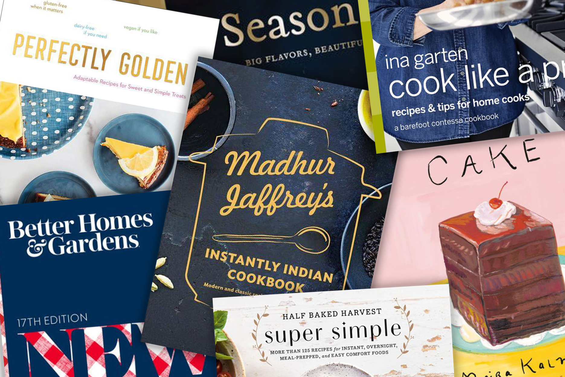 cookbook ideas for Mother's Day gifts