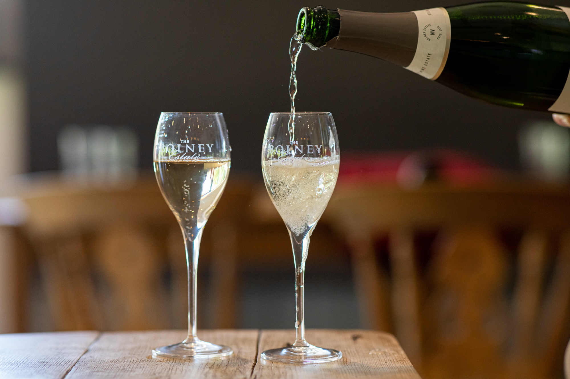 English Sparkling Wine | Bolney Wine Estate