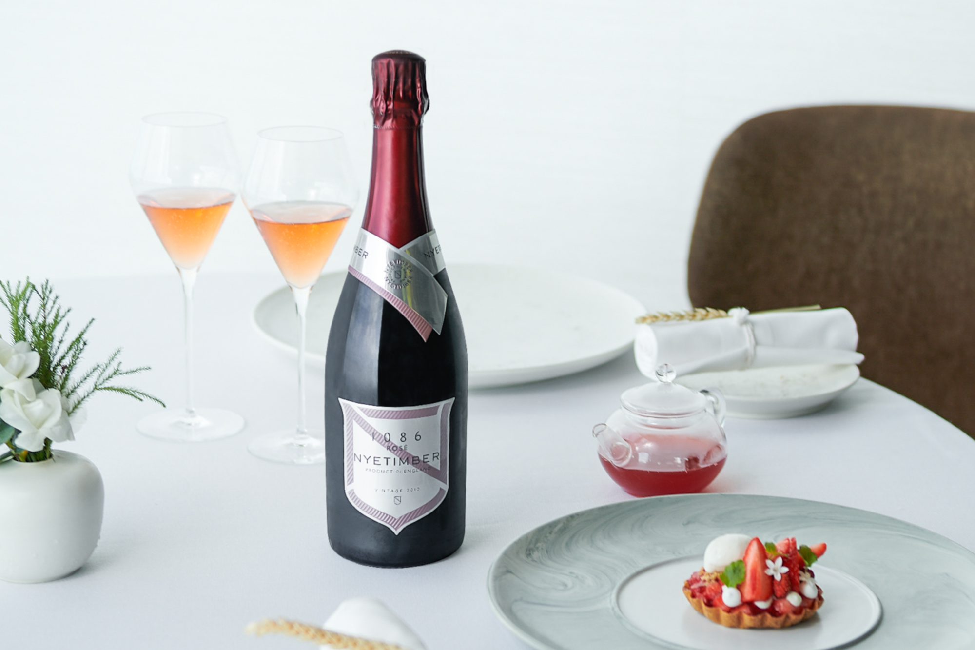 English Sparkling Wine | Nyetimber