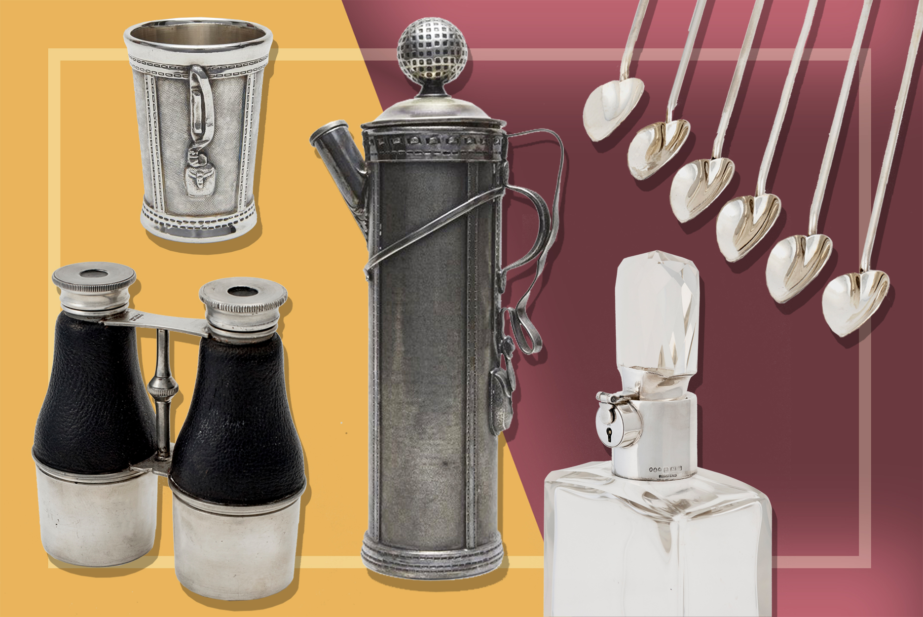 Sotheby's Prohibition Bar Ware Auction