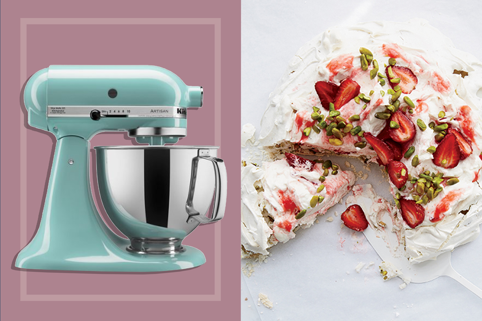 Mother's Day Dessert Tools | KitchenAid Stand Mixer