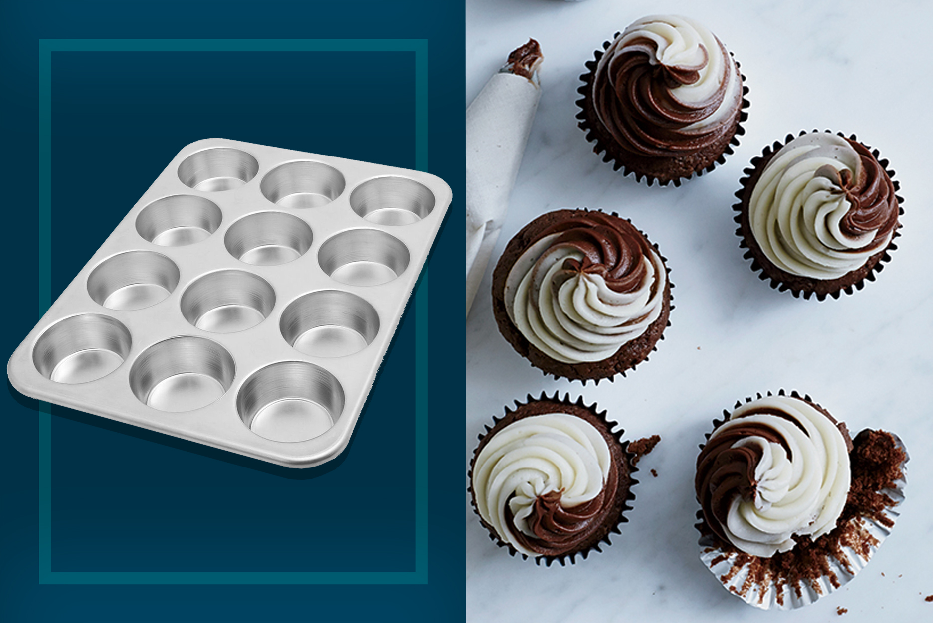Mother's Day Dessert Tools | Muffin Tin