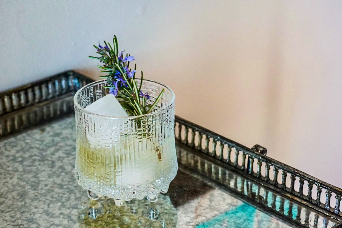 rosemary vodka