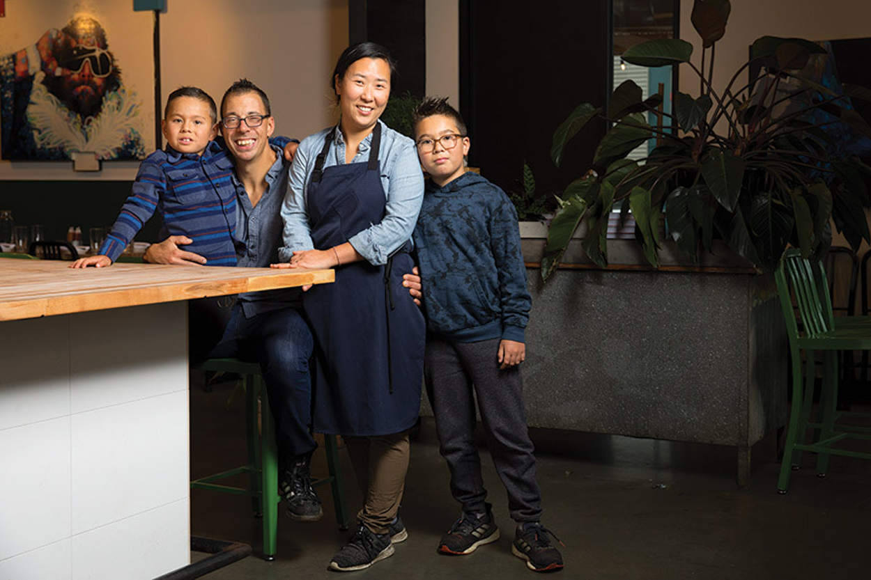 Chefs On Mother's Day | Rachel Yang