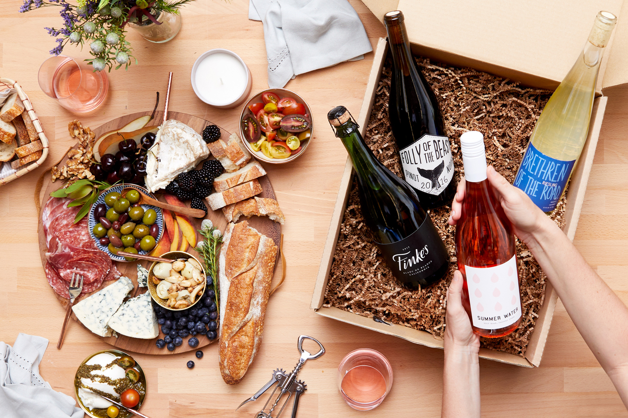 Mother's Day Winc Wine Subscription