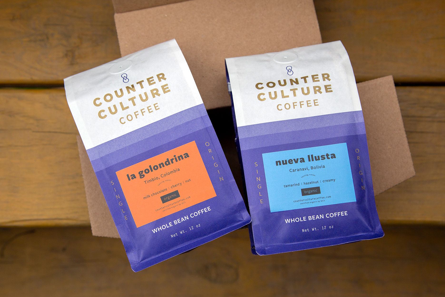 NPR Coffee Club beans from Counter Culture