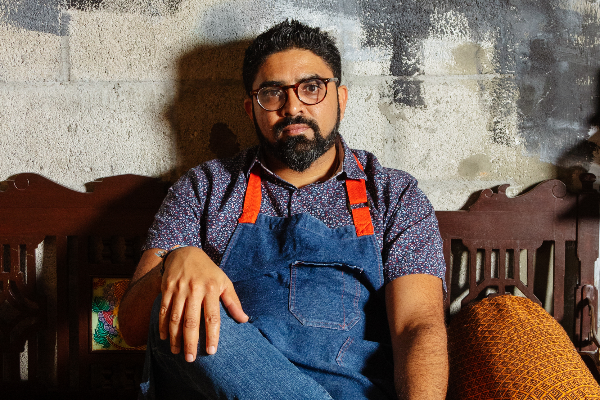 Best New Chefs 2020 | Niven Patel