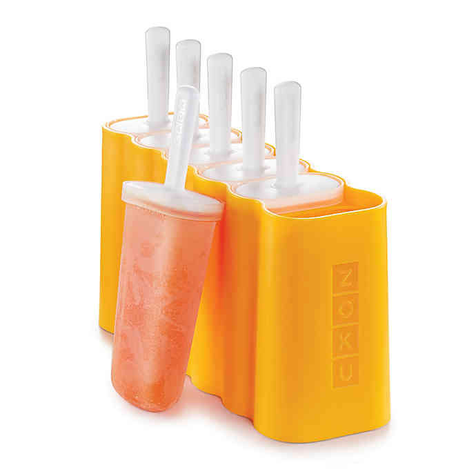 popsicle tray rectangle zoku