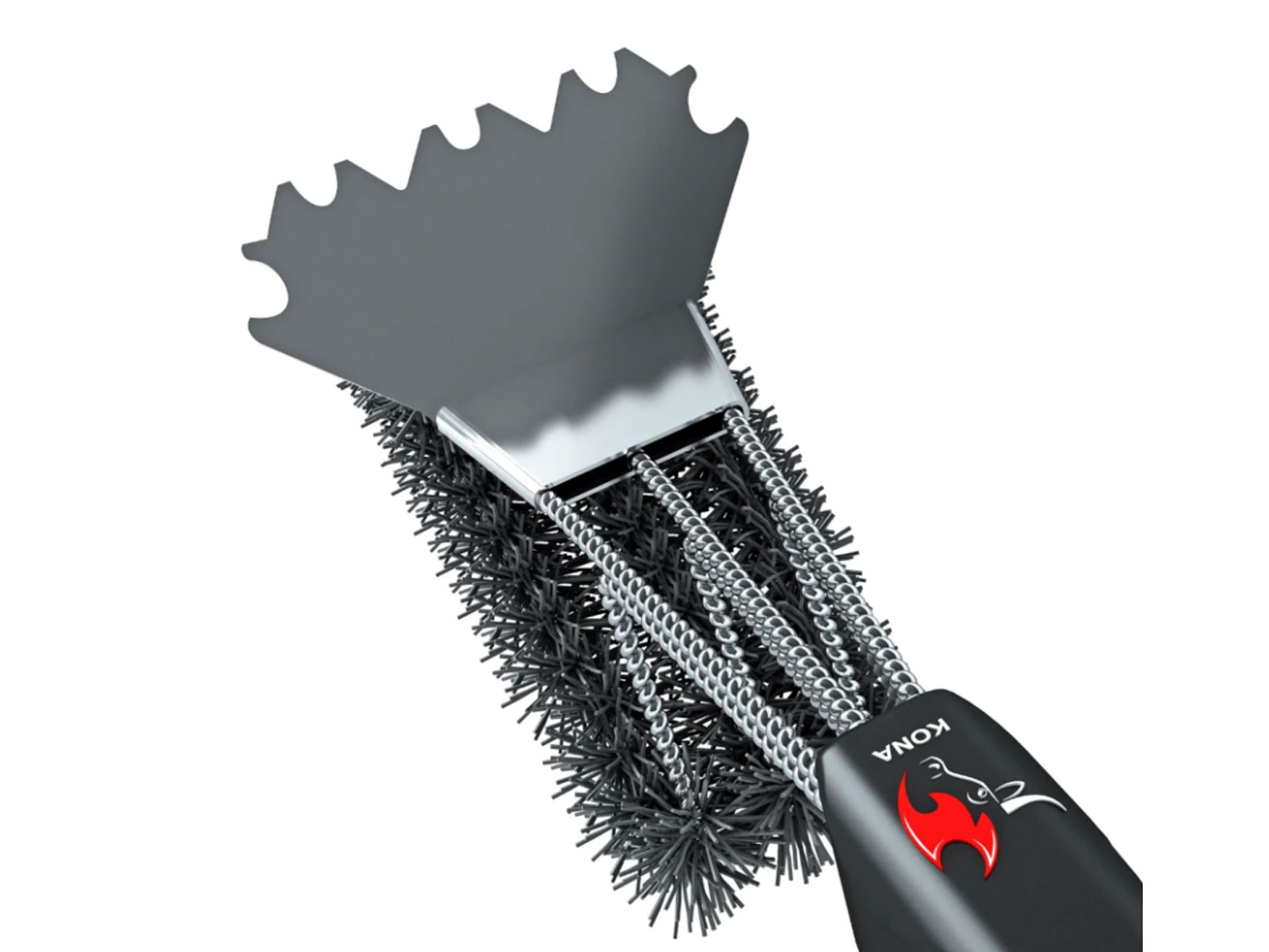 kona bbq grill brush