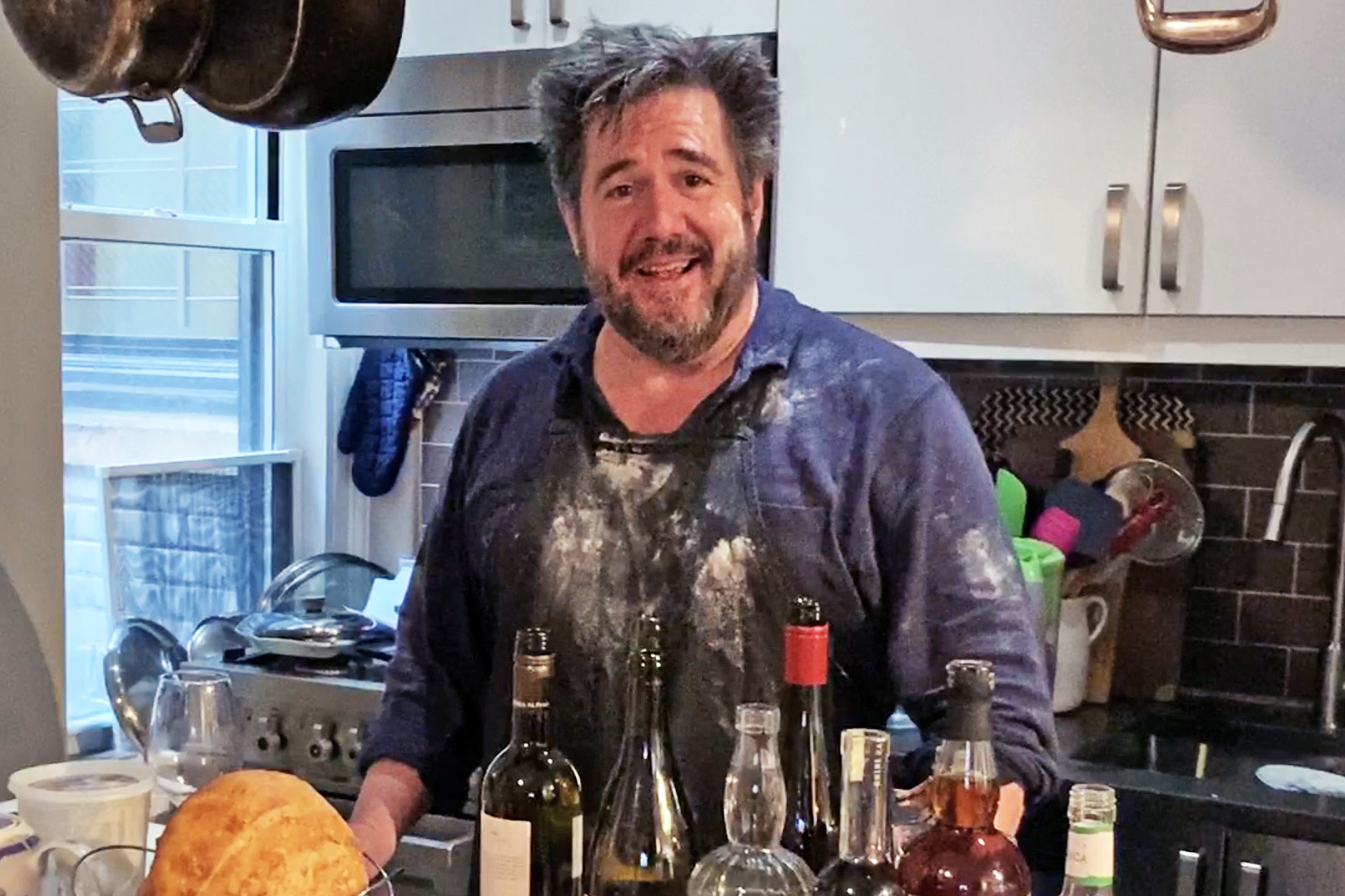 Sourdough Wine Pairings with Ray Isle