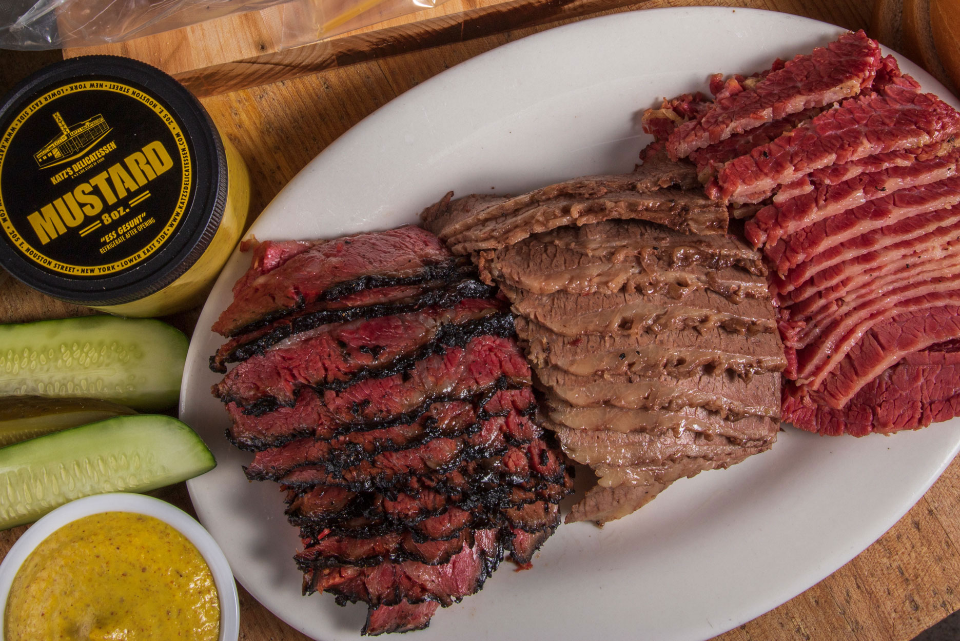 Katz's Deli Father's Day package