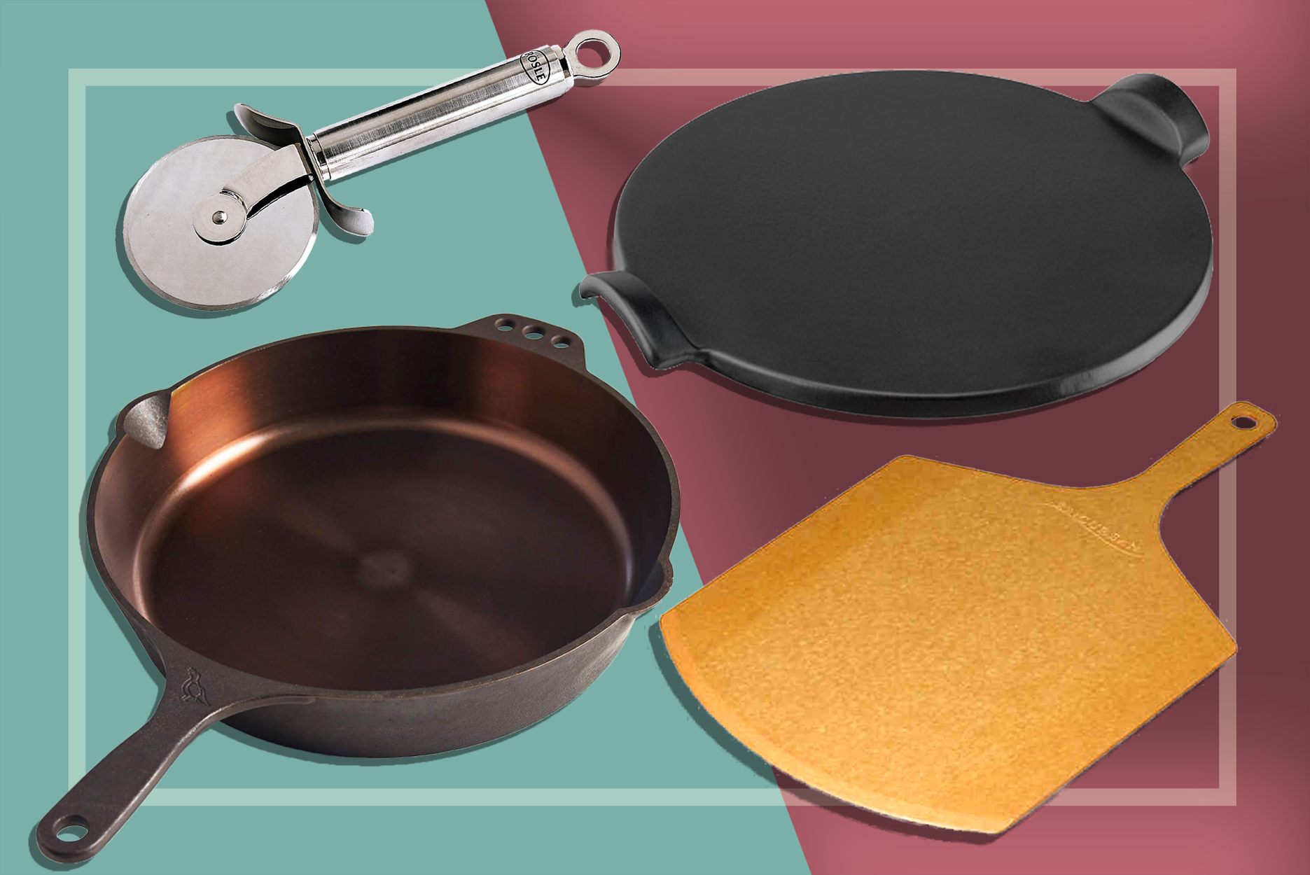 13 Tools for Perfect Homemade Pizza