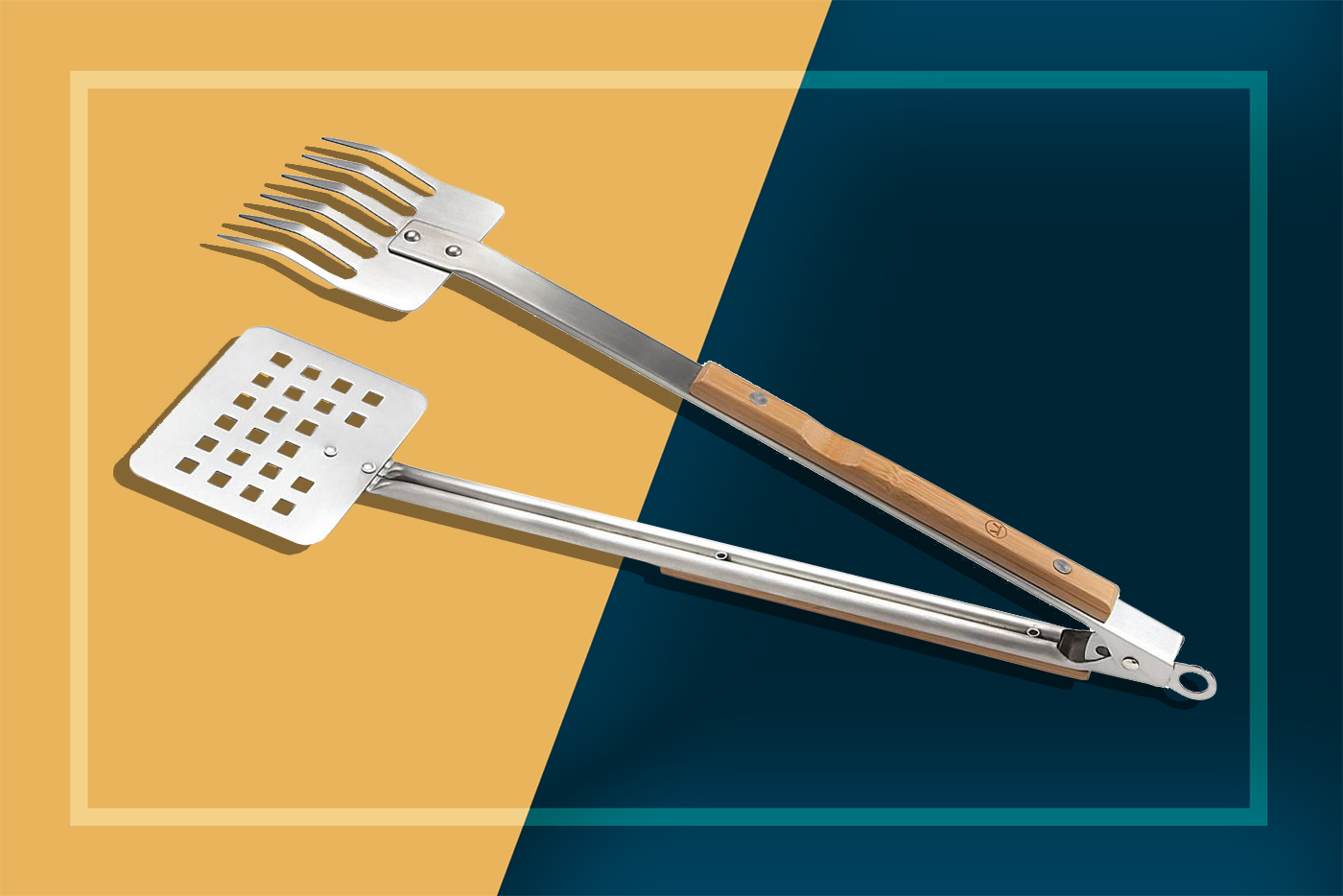 Expert Grilling Tools | Claw Tongs