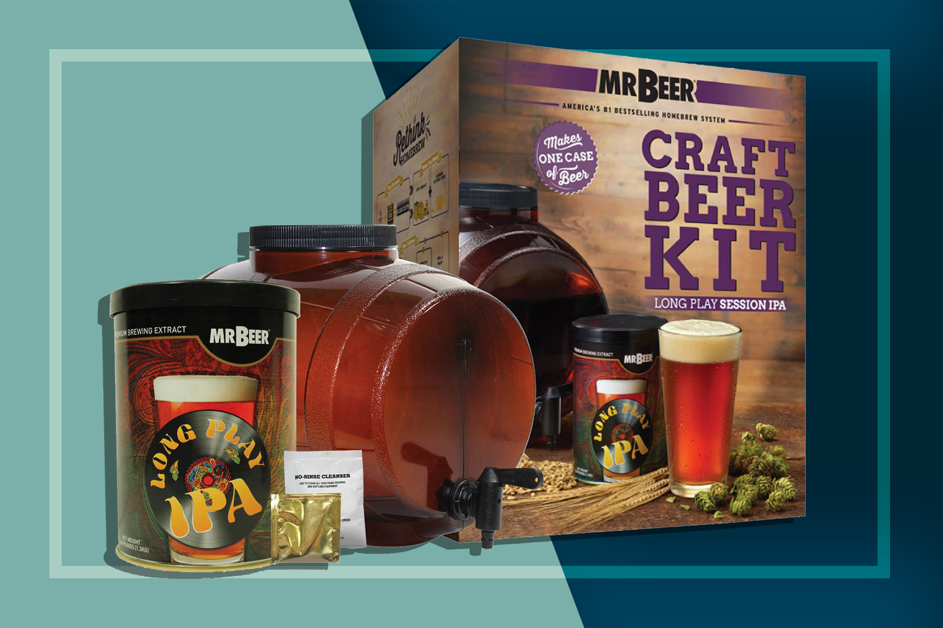 Father's Day Food and Drink Kits | Mr. Beer Craft Beer Kit