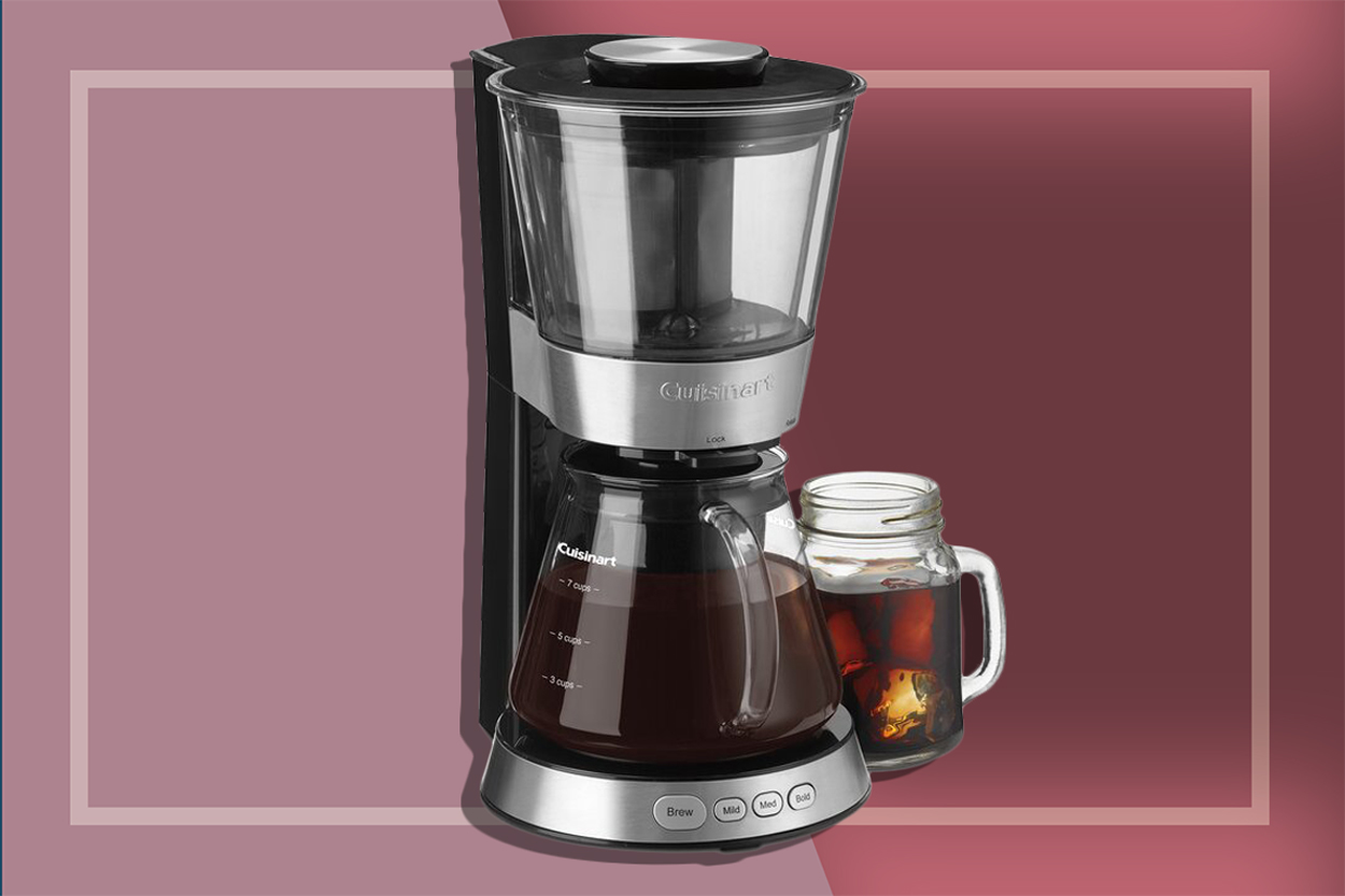 Cuisinart Cold Brew Coffee Maker Sale