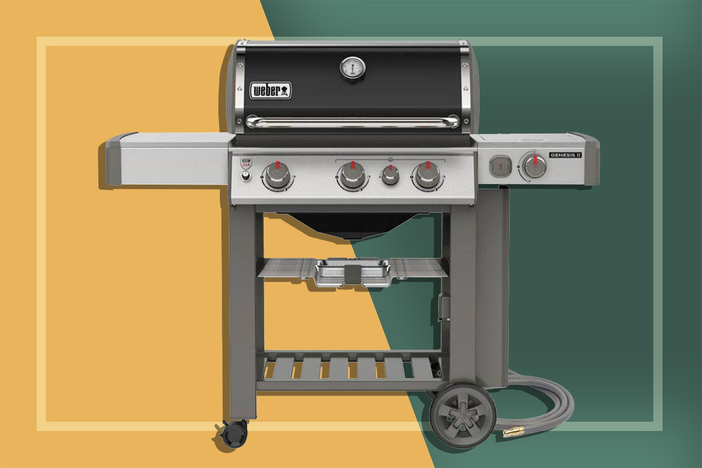 Outdoor Grilling | Weber Genesis Grill