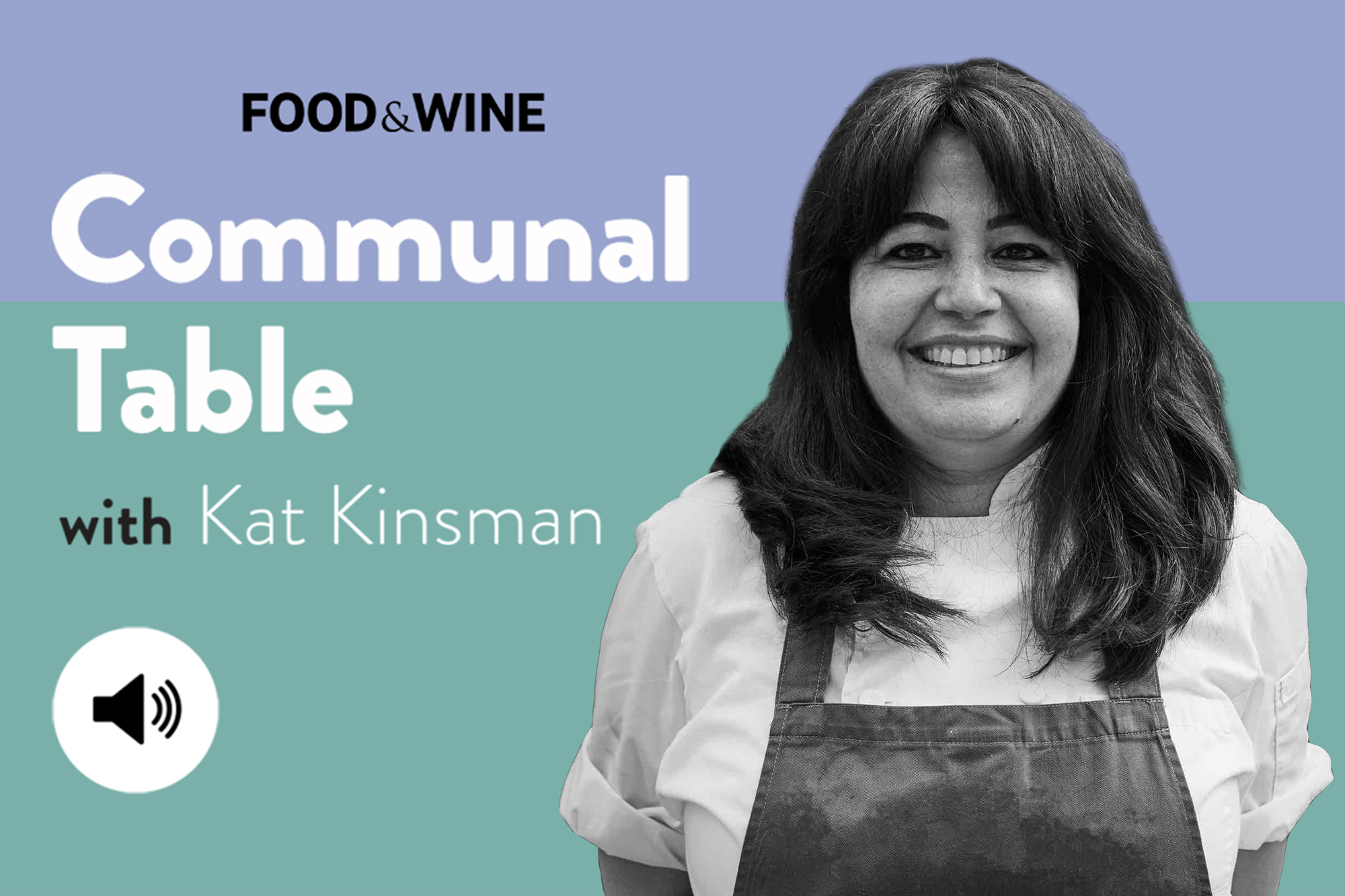 Communal Table with Kat Kinsman featuring Romy Gill