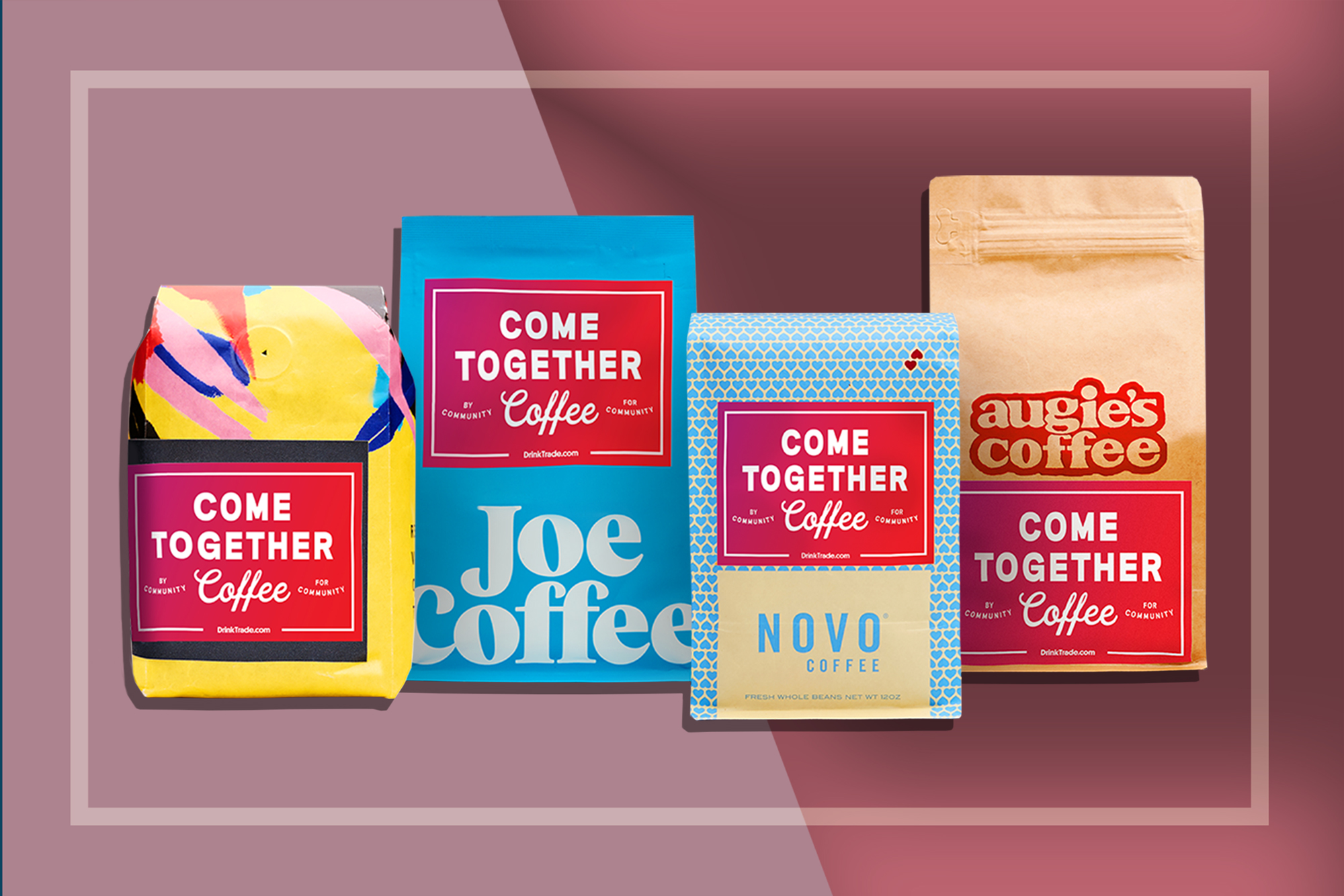 Trade Launches Come Together Coffee for Covid-19 Response