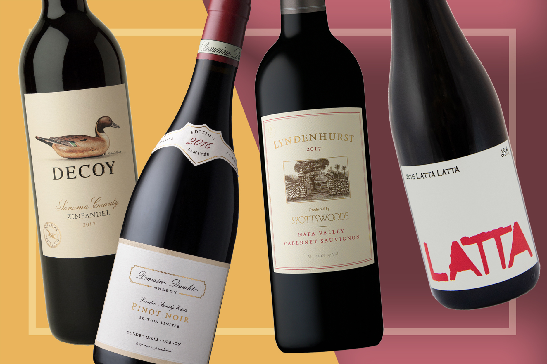 Summer Chilled Red Wines