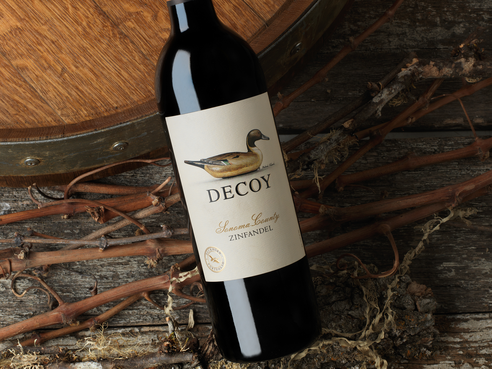 Summer Chilled Red Wines | Decoy Zinfandel