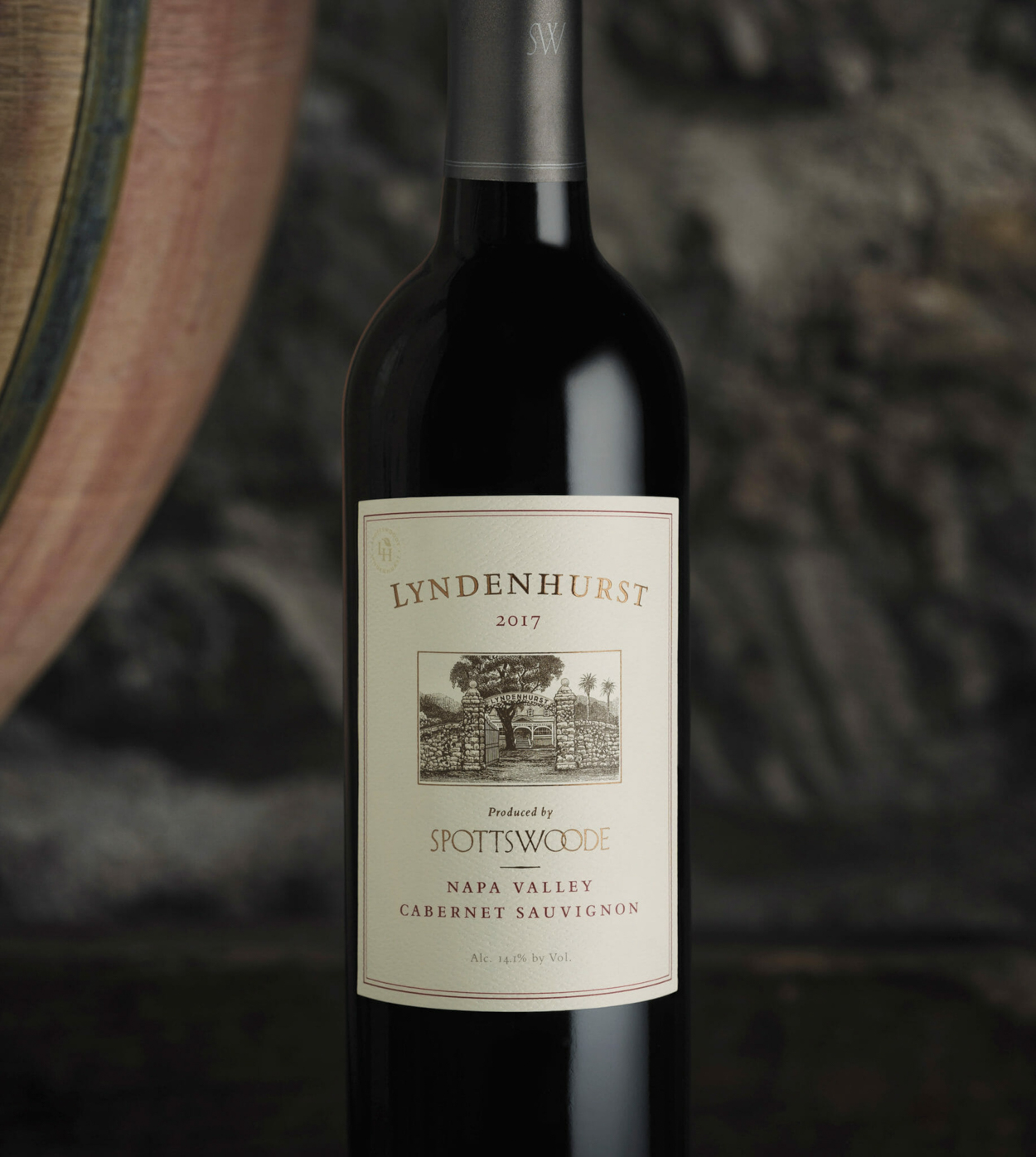 Summer Chilled Red Wine | Lyndenhurst Spottswoode Cabernet Sauvignon