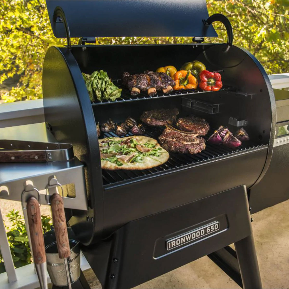 fathers day gifts traeger grill