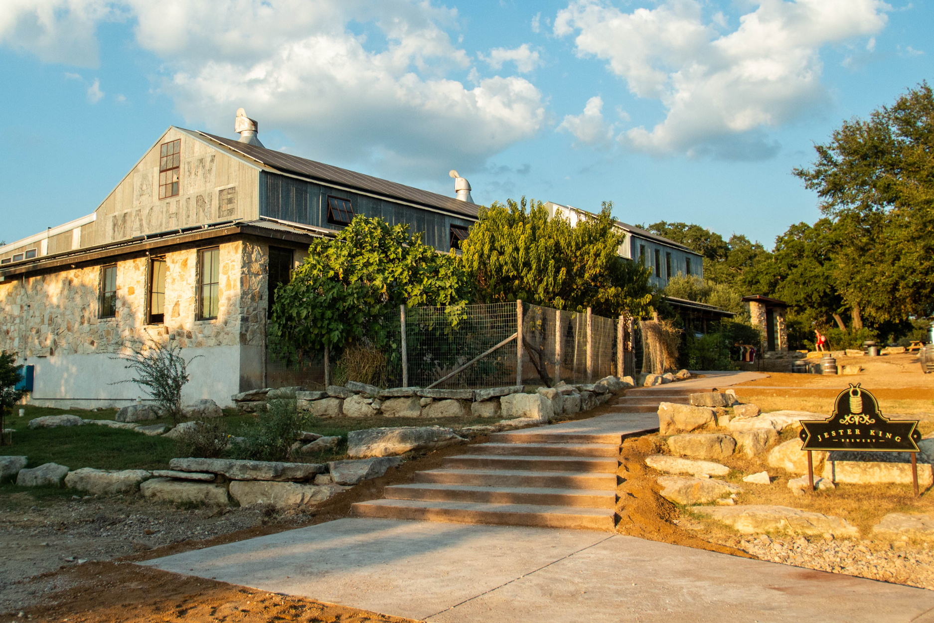 Brewing Turns Into Social Distancing Park | Jester King Austin