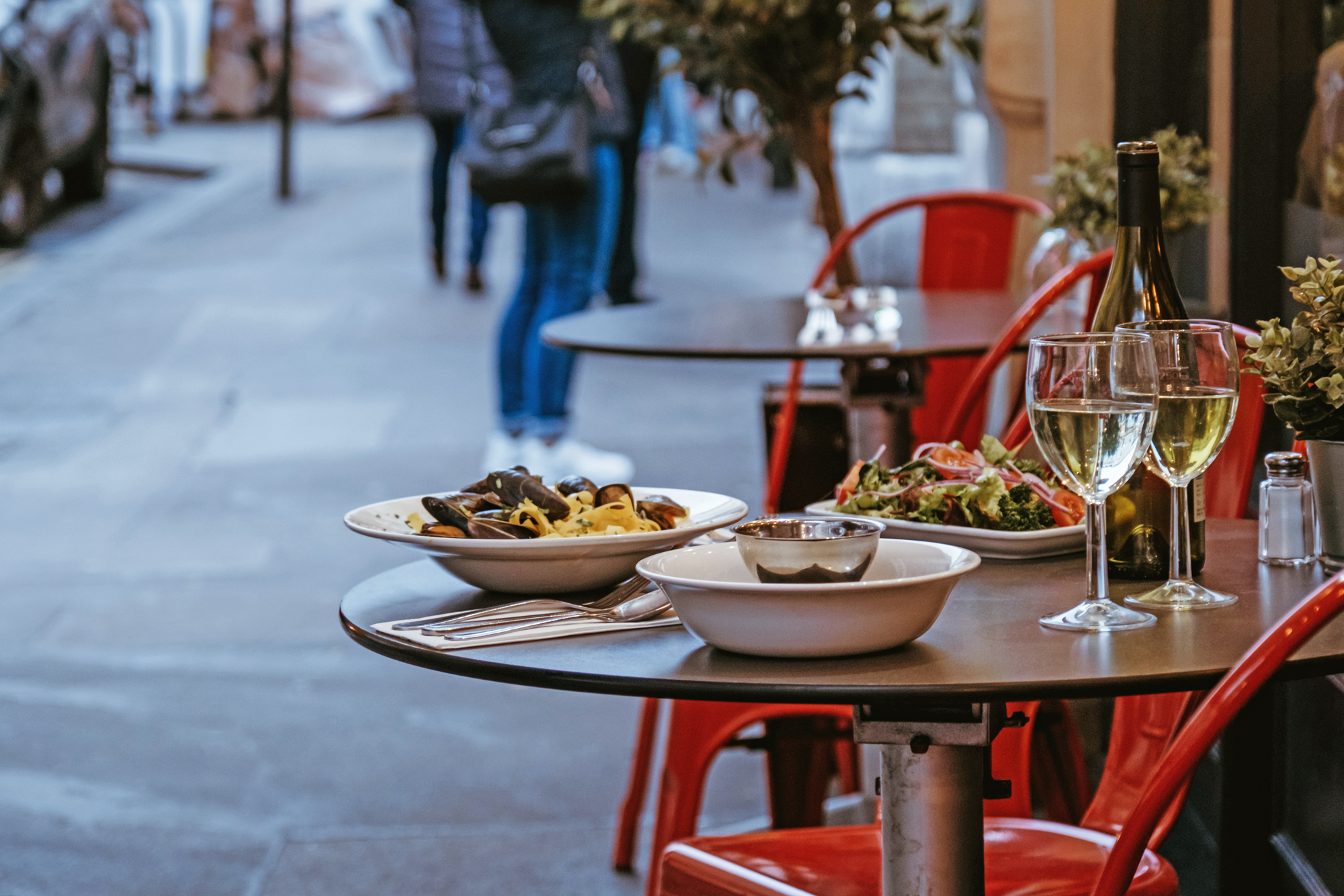 NYC Outdoor Dining Plan
