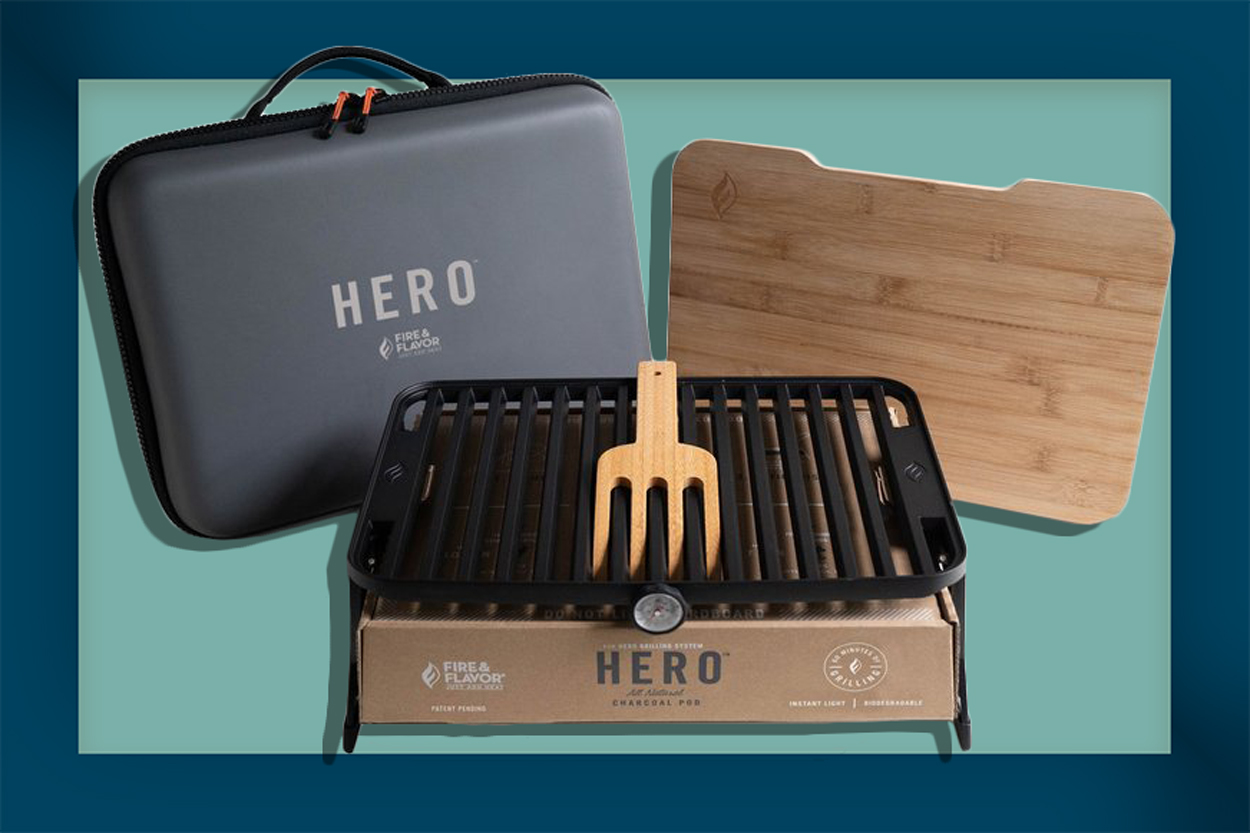 Father's Day Camping Gifts | Hero Grill