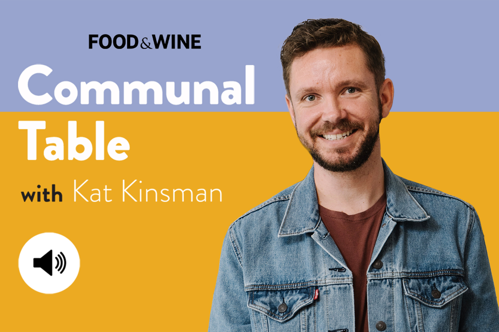 Communal Table with Kat Kinsman featuring Justin Burke