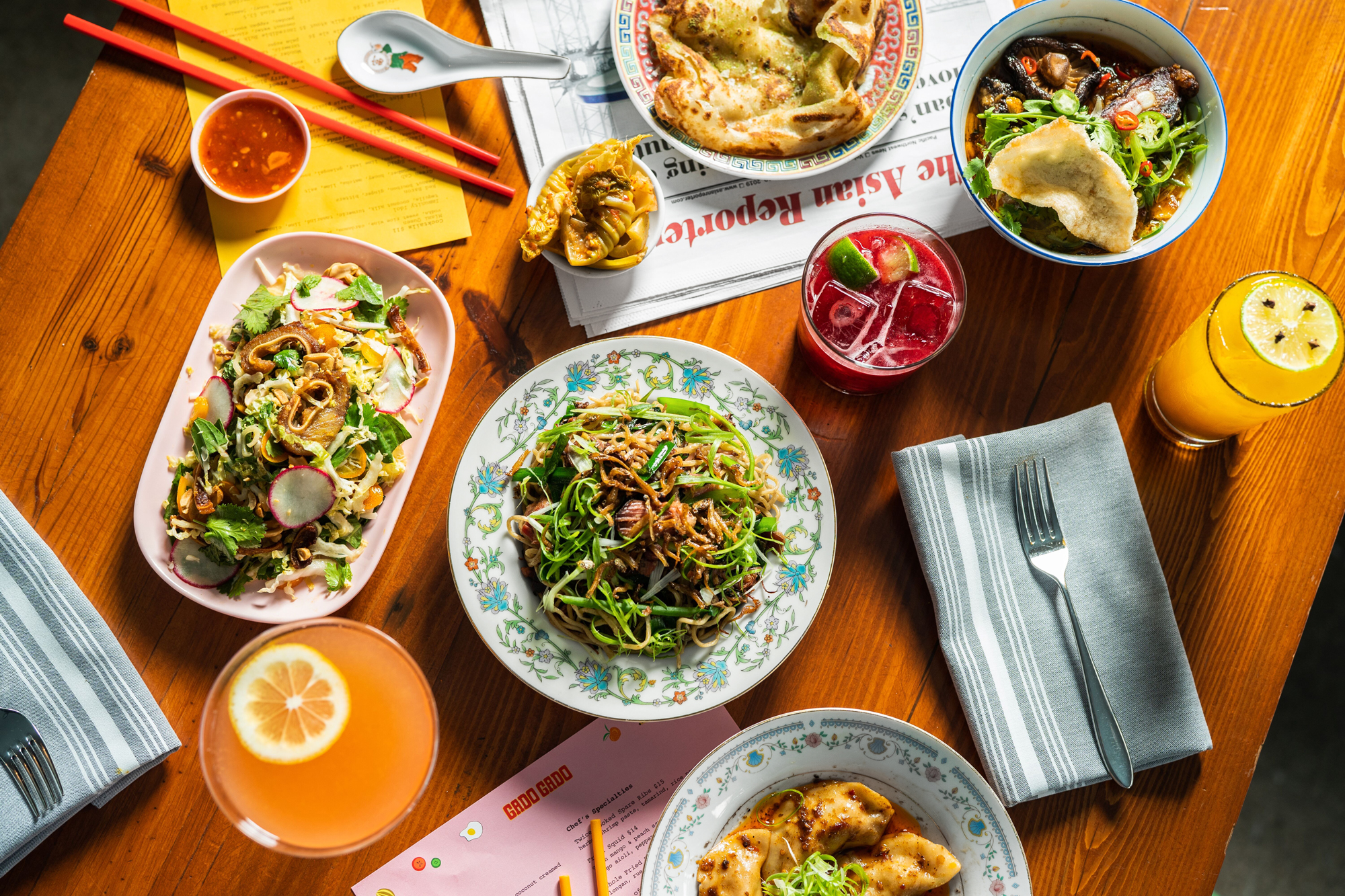 Best New Restaurants 2020 | Gado Gado