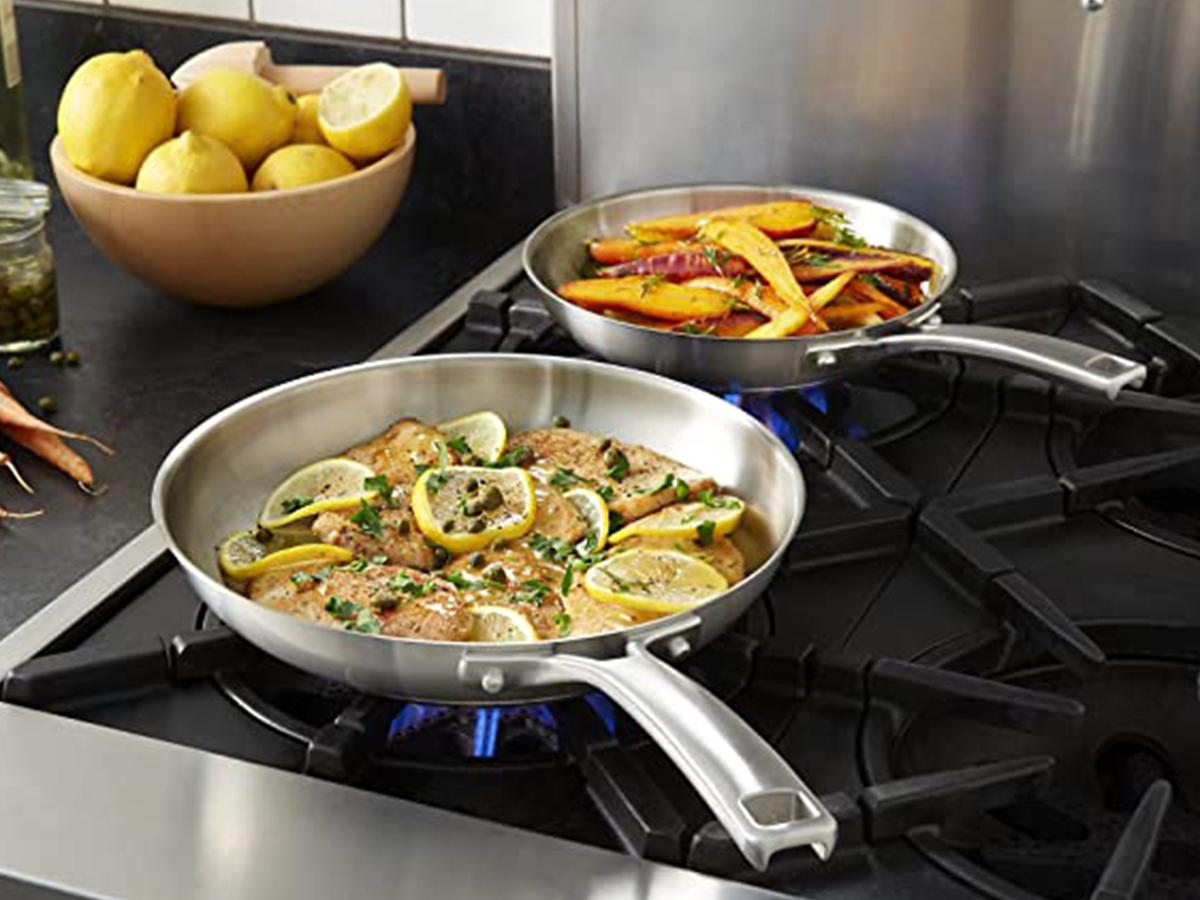 Amazon Kitchen Pans and Accessories