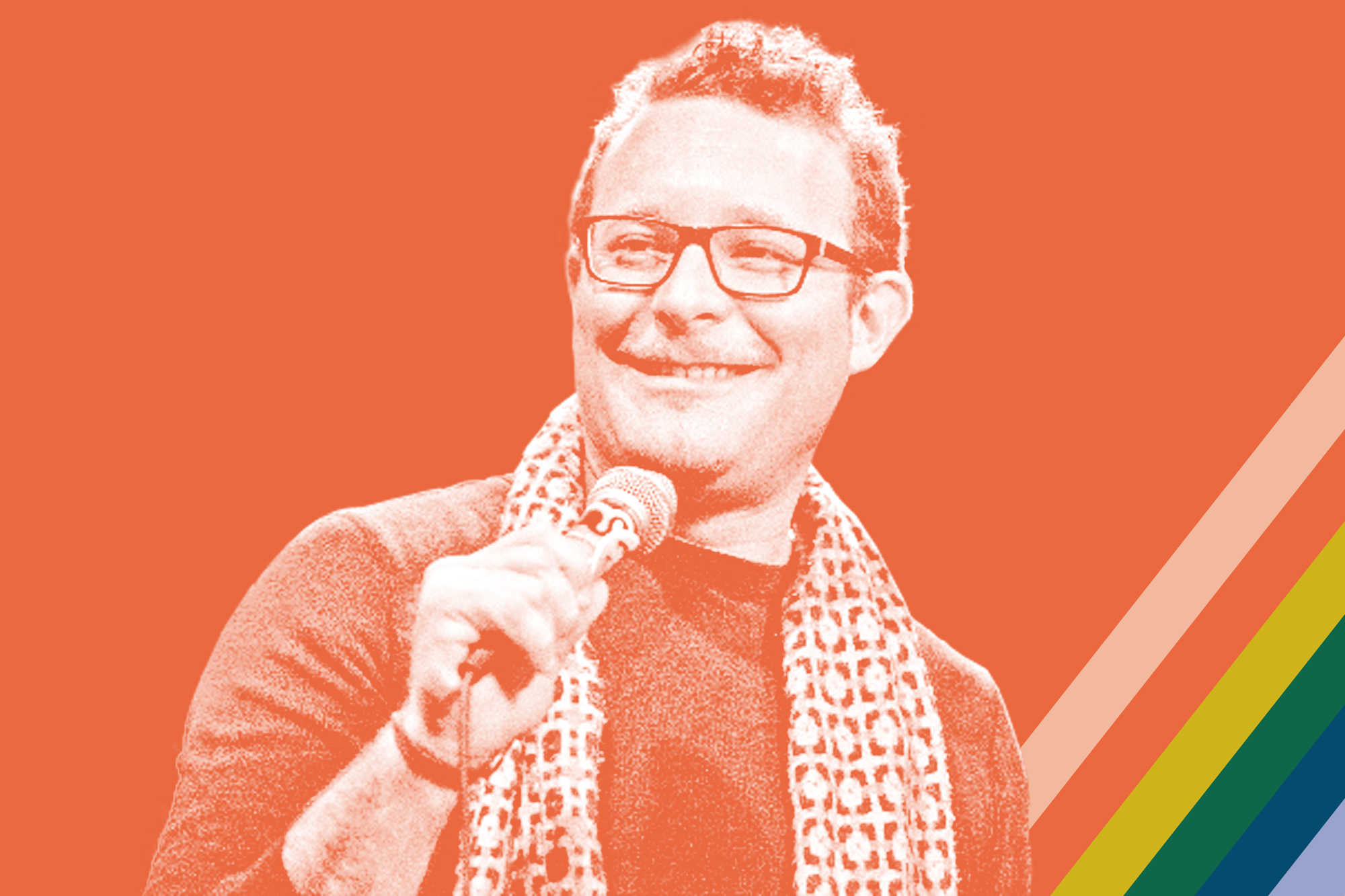 Queer Food | James Adomian