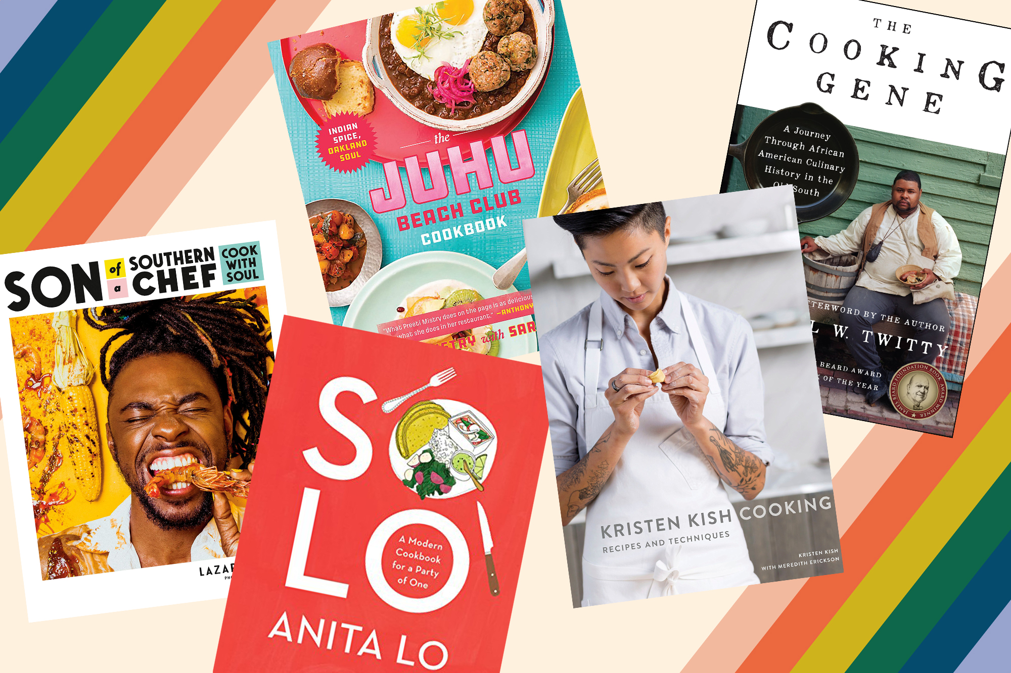 Queer Food | POC Cookbooks