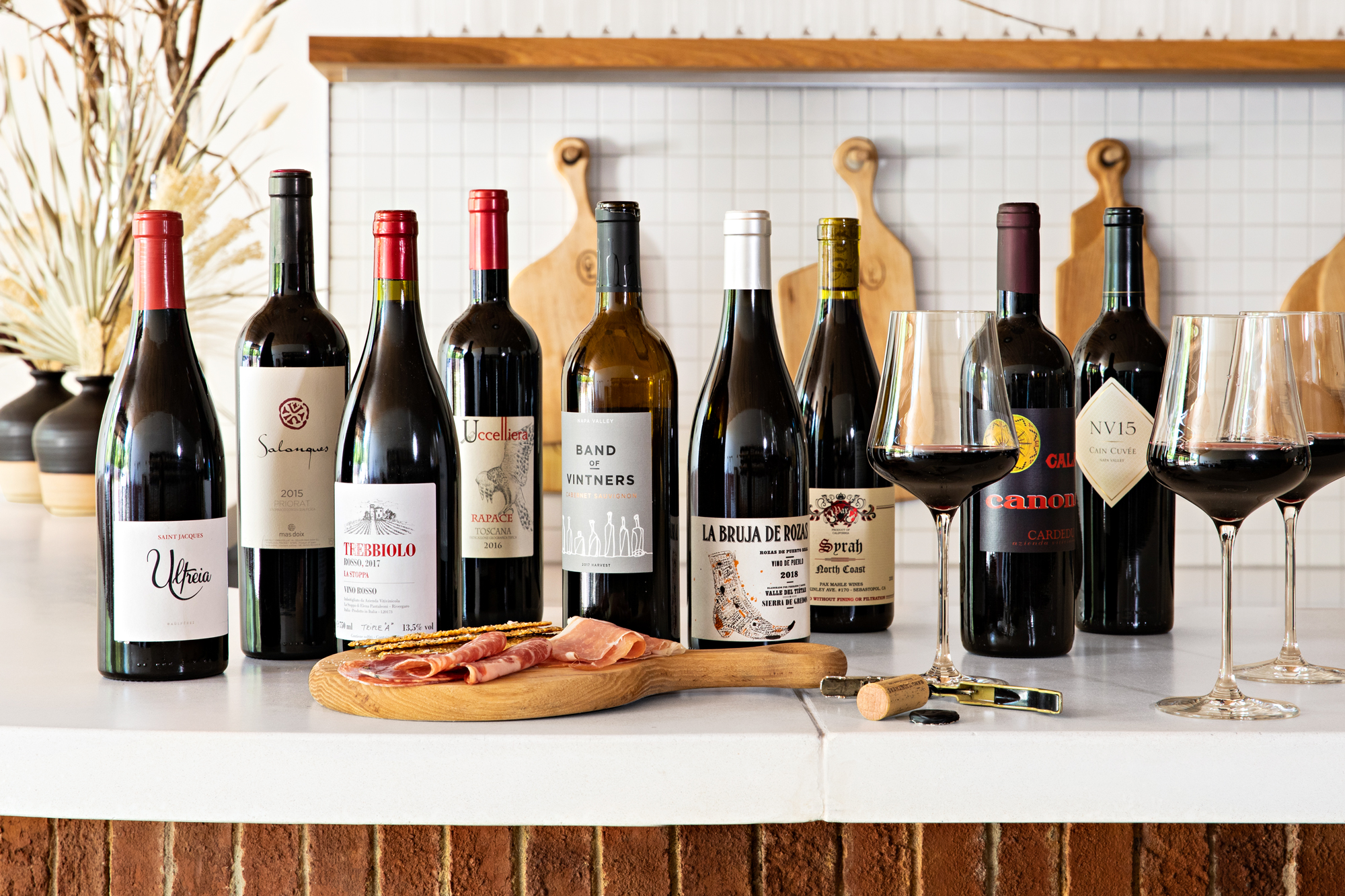 Bring Your Wine Bar Home