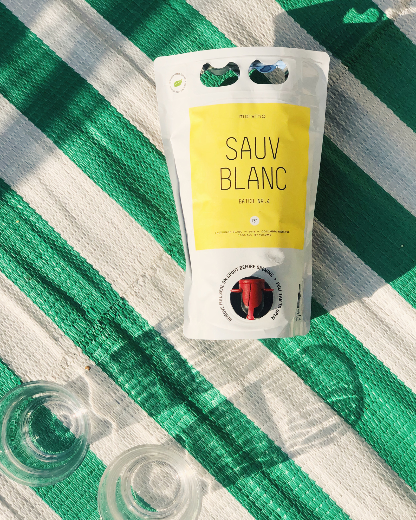 Maivino Pouch Wine