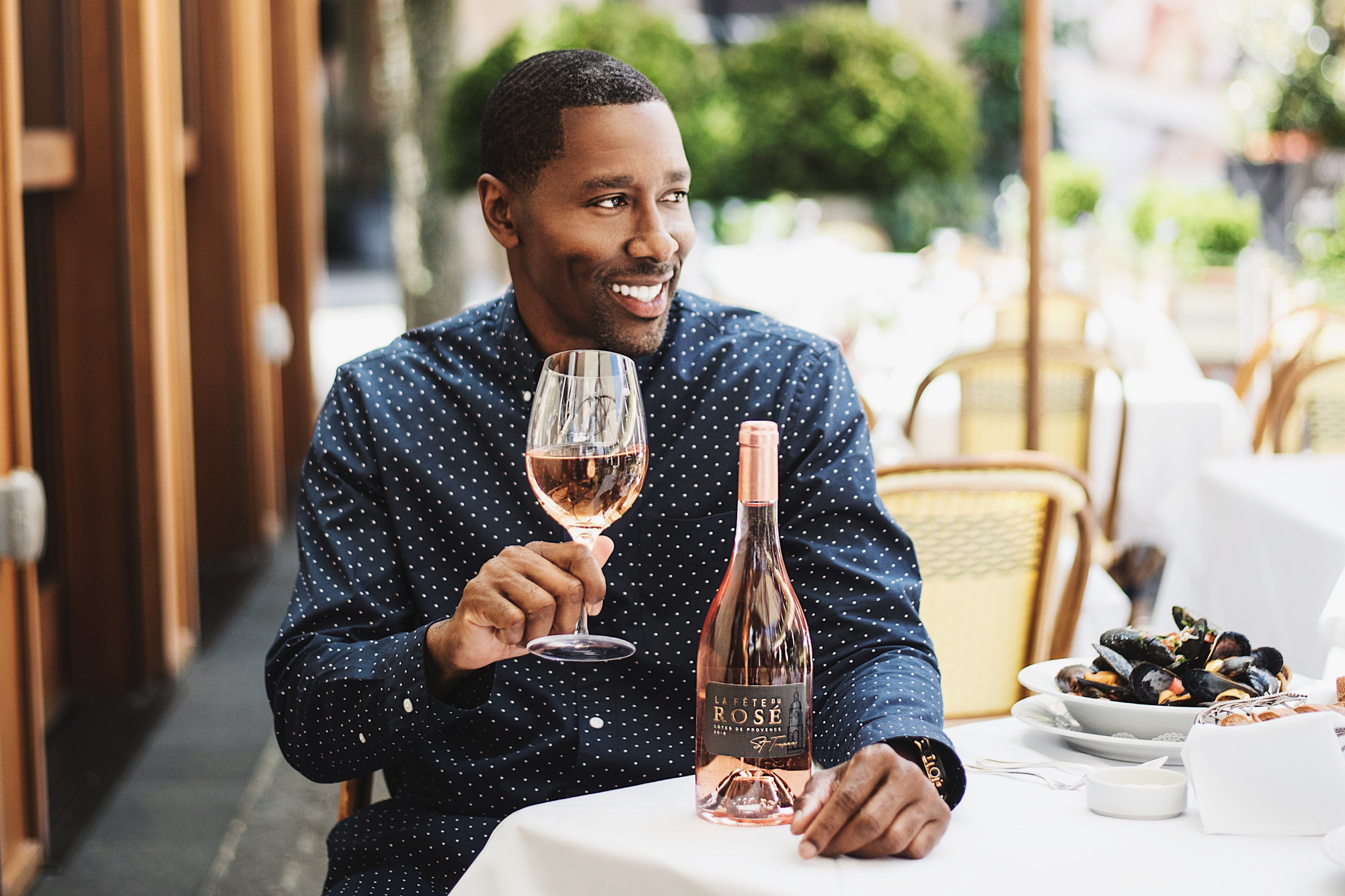 Black-Owned Rosés | La Fete du Rosé