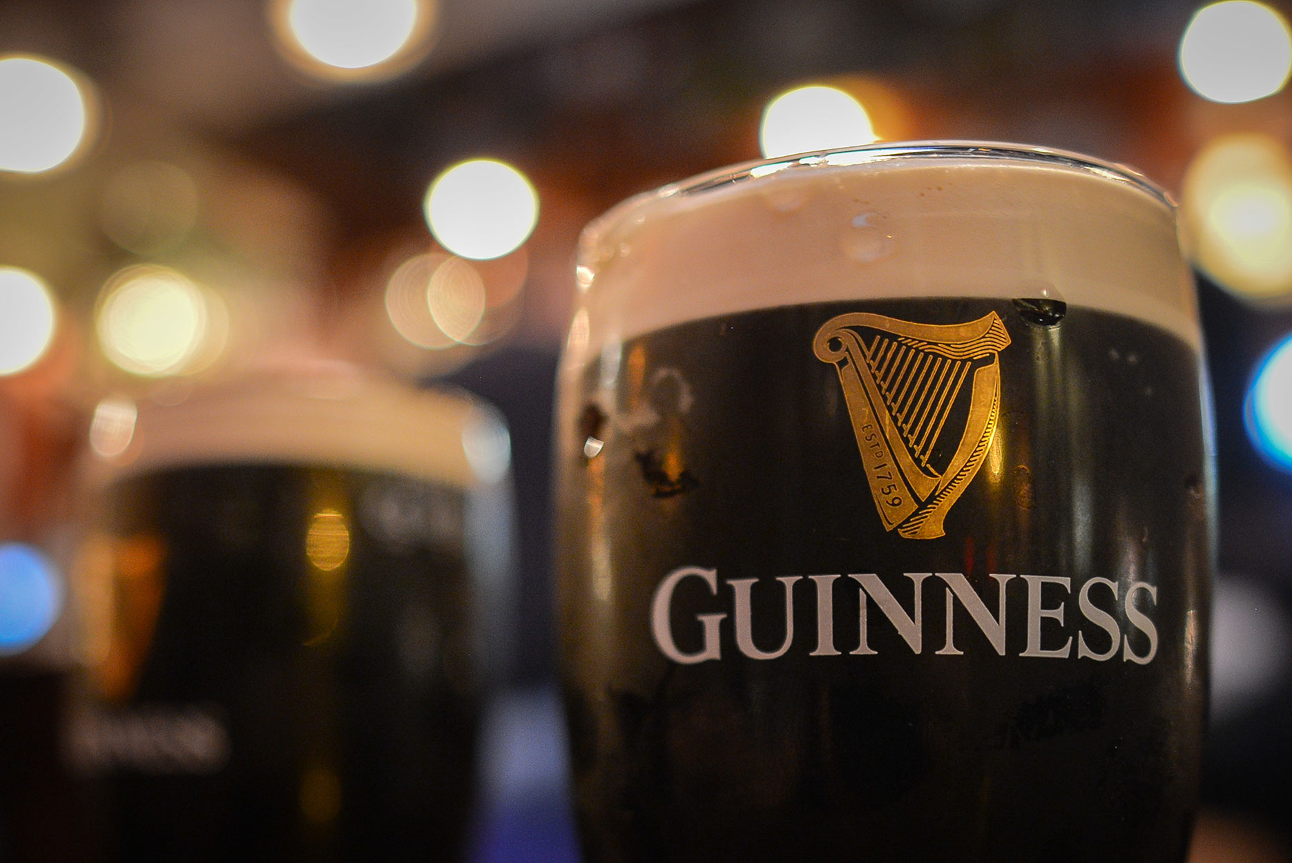The Guinness Storehouse Set For A Record-Breaking