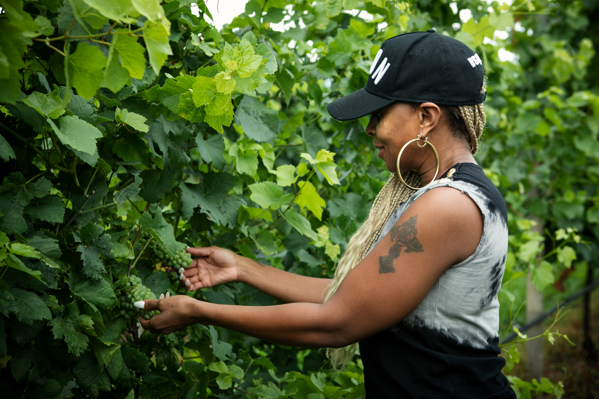 Mary J. Blige Wine | Sun Goddess