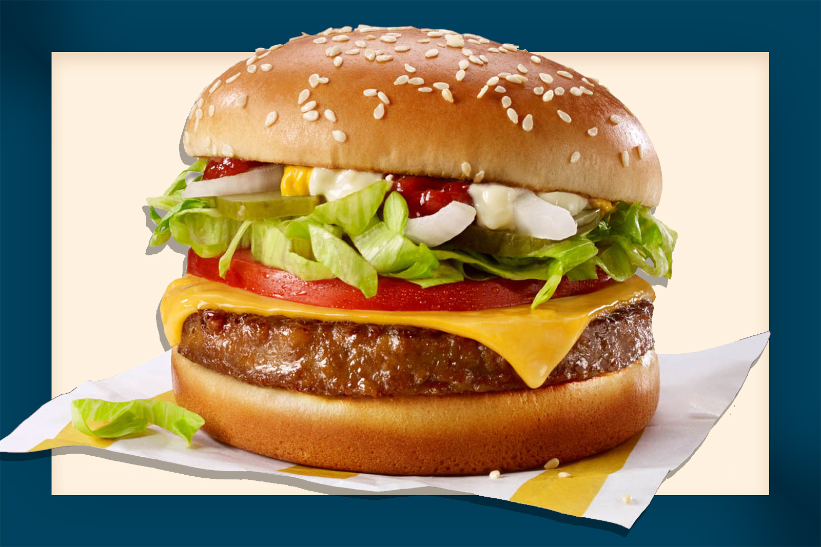 McDonald's Removes Plant Based Beyond Burger From Menu