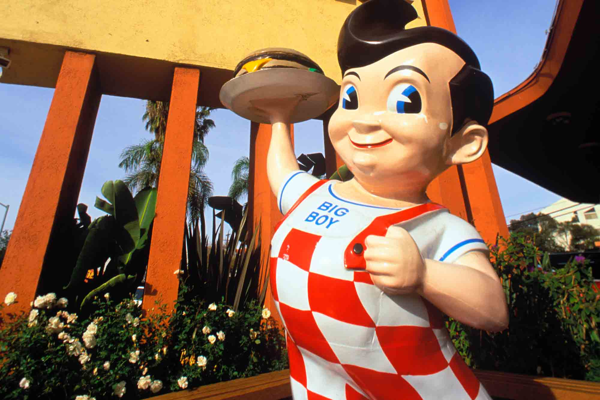 Bob's Big Boy Mascot Change