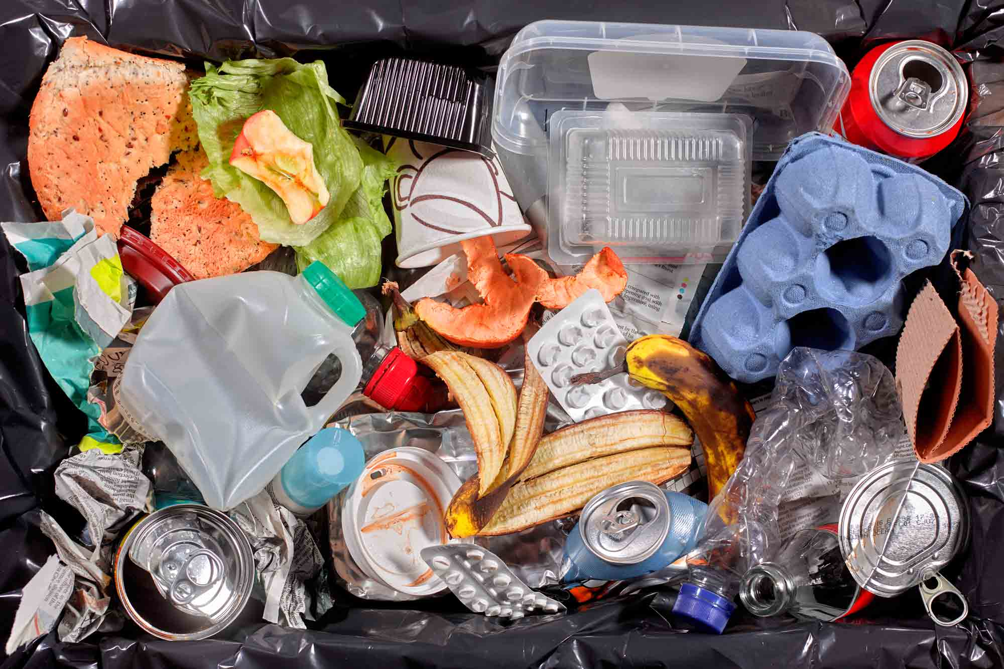 Vermont Bans Food Waste In Trash and Requires Composting