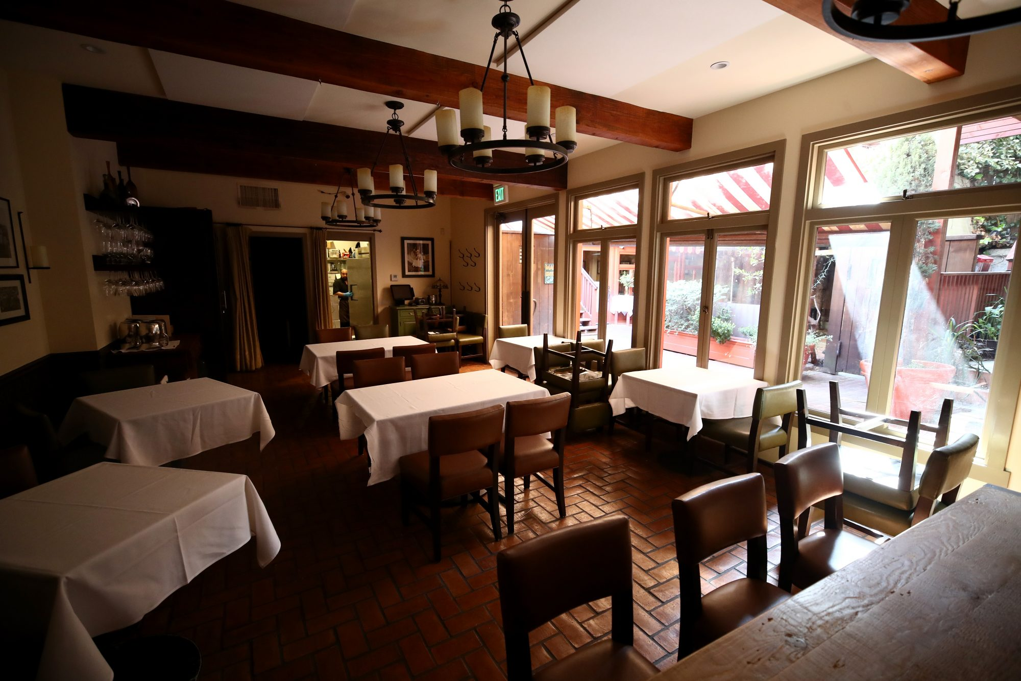 Upscale San Francisco Restaurant Offers Curbside Pickup During Coronavirus Shutdown