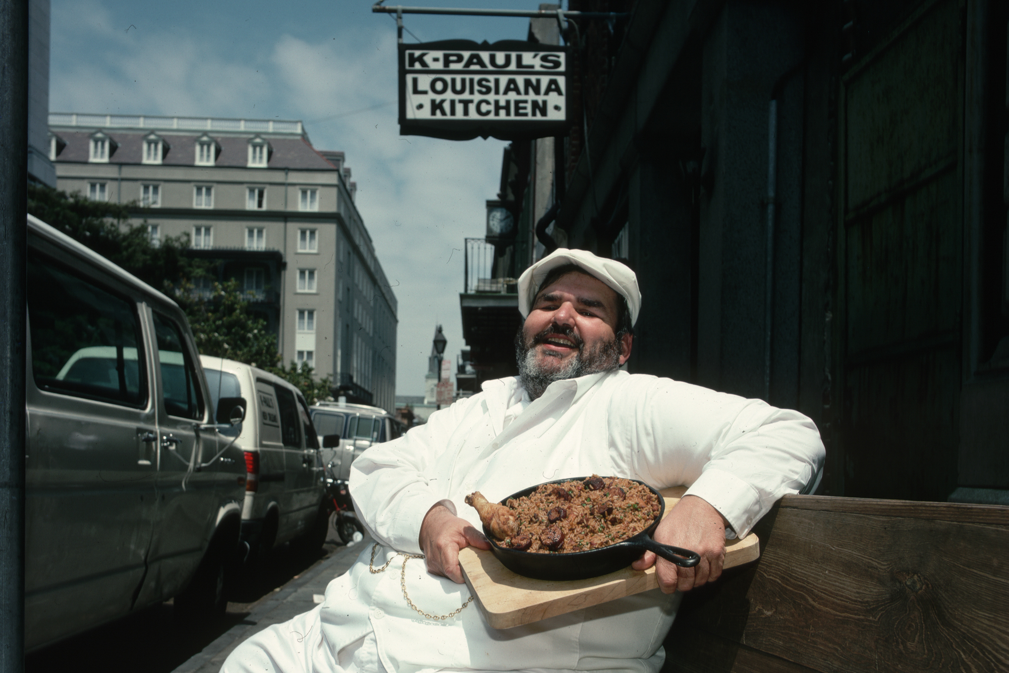 Chef Paul Prudhomme's K-Paul's in New Orleans Closes