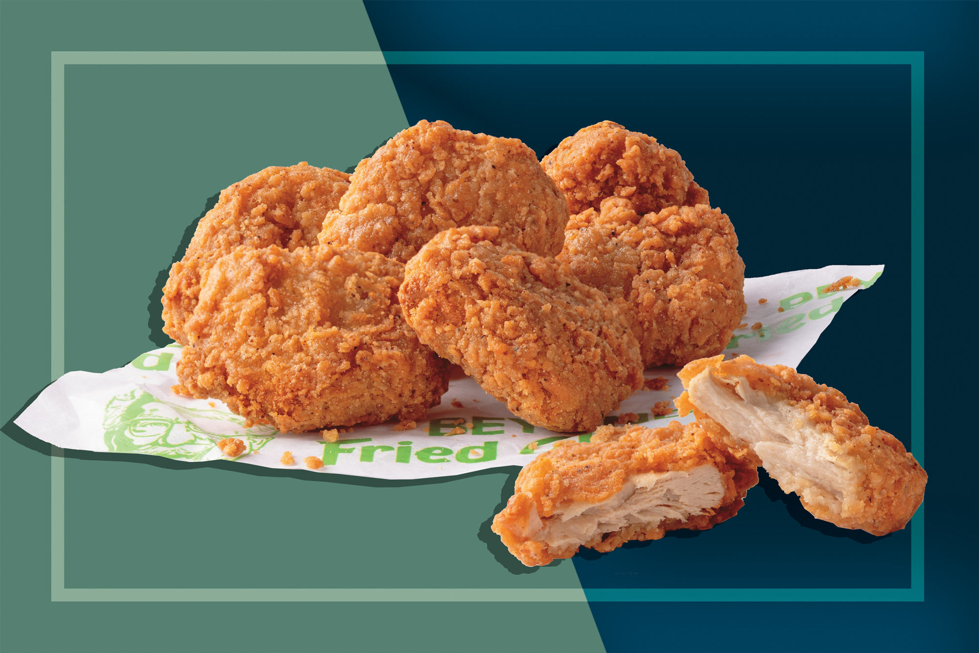 KFC Tests Plant Based Beyond Fried Chicken in California