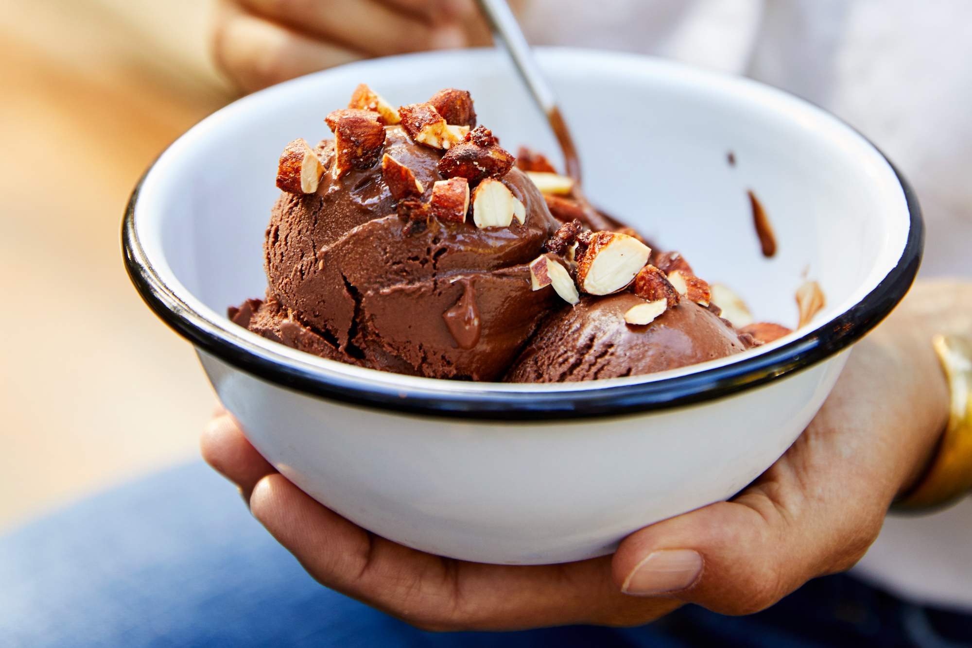 Mexican Chocolate Sorbet Recipe
